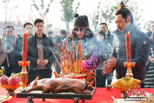 Phạm Băng Băng tái ngộ hot boy trong Võ Tắc Thiên - 7