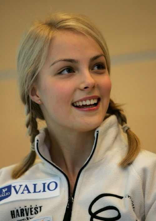 Sức nóng của 18 hoa khôi Thế vận hội Sochi - 17