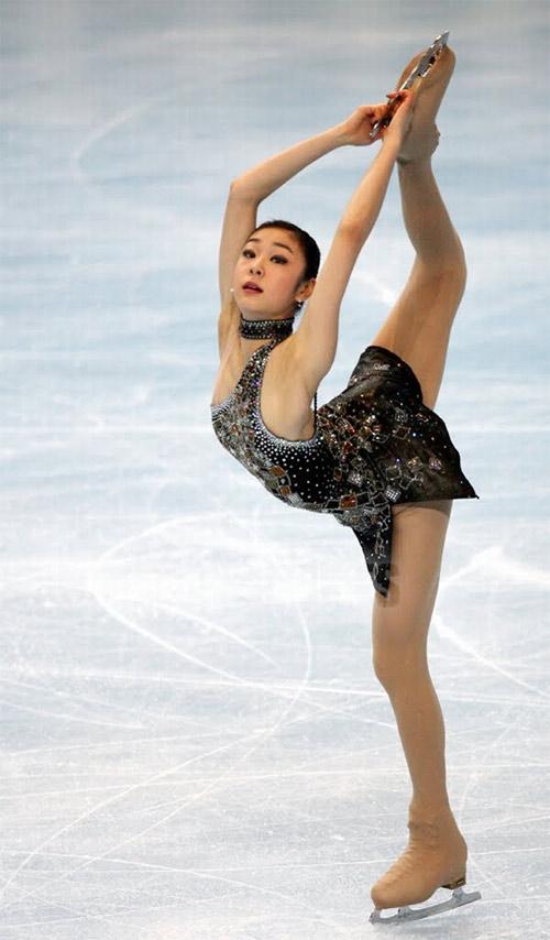 Sức nóng của 18 hoa khôi Thế vận hội Sochi - 15