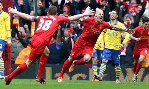 Liverpool: Hạ gục Arsenal thôi chưa đủ - 1
