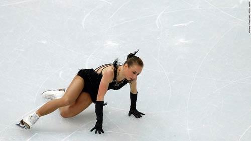 Những cú ngã đau tại Olympic Sochi - 15