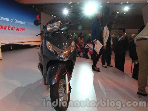 Cận cảnh xe tay ga Honda Activa mới - 3