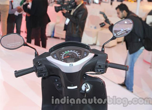 Cận cảnh xe tay ga Honda Activa mới - 4