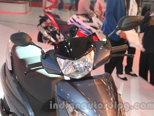 Cận cảnh xe tay ga Honda Activa mới - 5