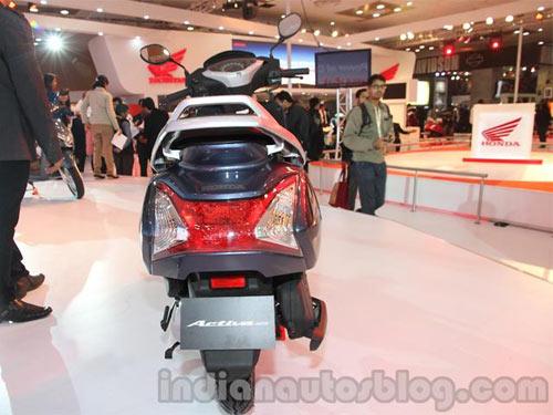 Cận cảnh xe tay ga Honda Activa mới - 6