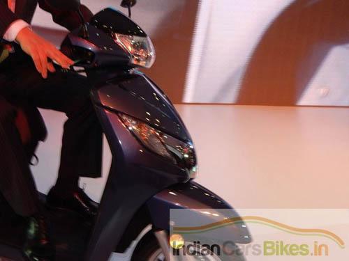 Cận cảnh xe tay ga Honda Activa mới - 9
