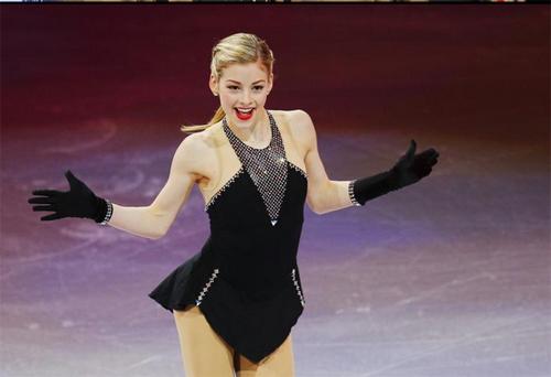 Sức nóng của 18 hoa khôi Thế vận hội Sochi - 6