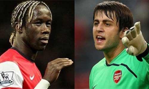 Arsenal sắp mất Sagna và Fabianski - 1