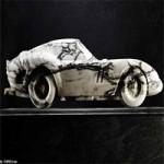 Ô tô - Xe máy - Cận cảnh Ferrari 250 GTO bằng đá cẩm thạch