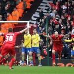 Bóng đá - NHA sau vòng 25: Chấn động ở Anfield