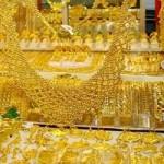 Tài chính - Bất động sản - Tiễn Thần Tài, giá vàng tăng rất nhẹ