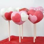 Ẩm thực - Ngọt ngào những chiếc bánh Valentine