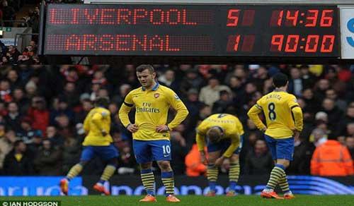 Arsenal: Đâu rồi bản lĩnh - 1