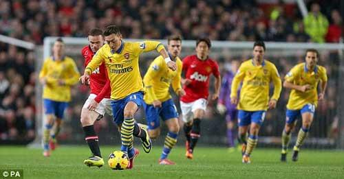 Arsenal: Đâu rồi bản lĩnh - 2