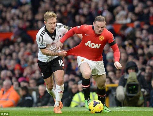 MU: Từ khoảnh khắc ăn mừng của Rooney - 2