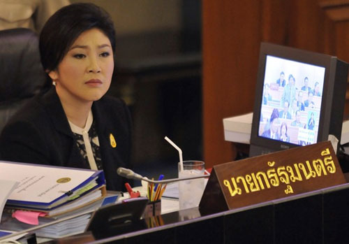 """""""Quả đắng"""" của nữ Thủ tướng Thái Lan - 1"""