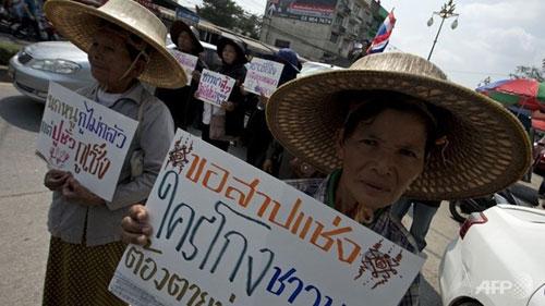 """""""Quả đắng"""" của nữ Thủ tướng Thái Lan - 2"""