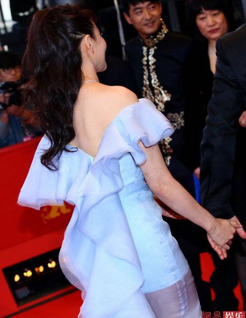 Người đẹp Hoa ngữ xui xẻo trên thảm đỏ - 2