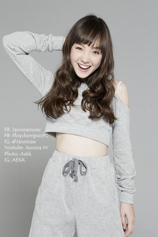Hotgirl Thái hát 'Bèo dạt mây trôi' đáng yêu - 9