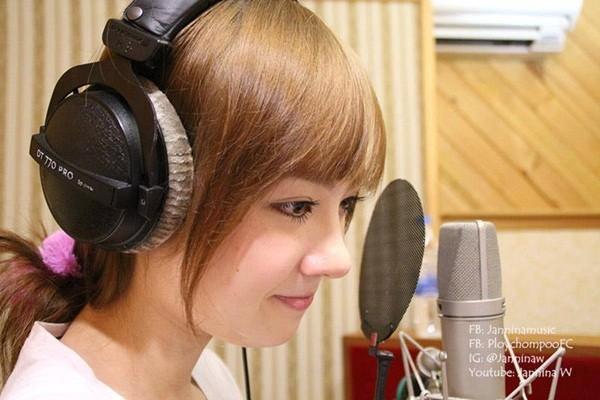 Hotgirl Thái hát 'Bèo dạt mây trôi' đáng yêu - 10