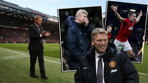 Arsenal – MU còn 1 ngày: Yếu như Quỷ đỏ - 2