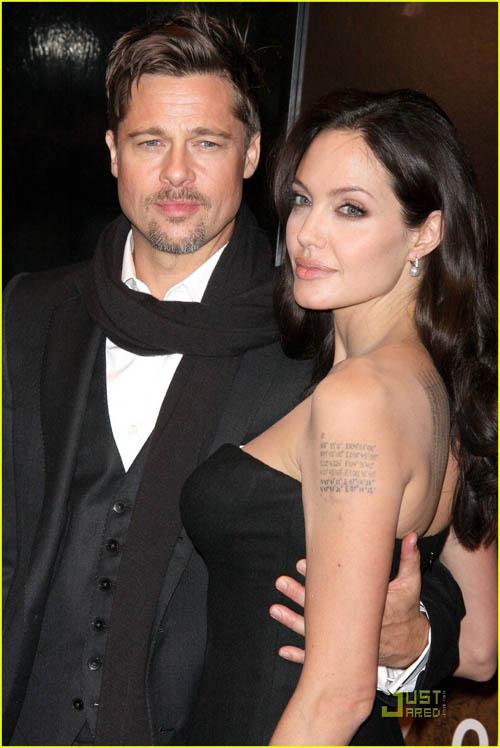 Cặp Jolie-Pitt: Nhất thiết cứ phải cưới? - 1