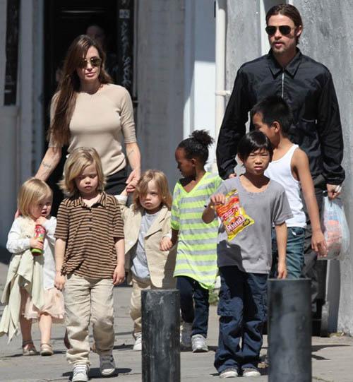 Cặp Jolie-Pitt: Nhất thiết cứ phải cưới? - 4