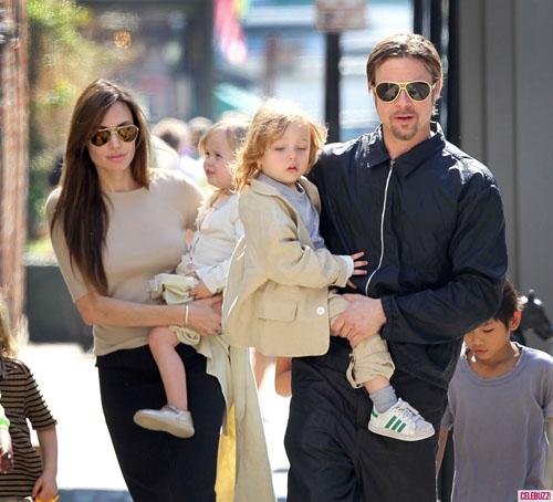 Cặp Jolie-Pitt: Nhất thiết cứ phải cưới? - 6