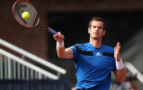 Murray quyết tâm cải thiện thứ hạng - 1