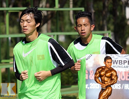 U19 VN muốn khỏe như...Phạm Văn Mách - 1