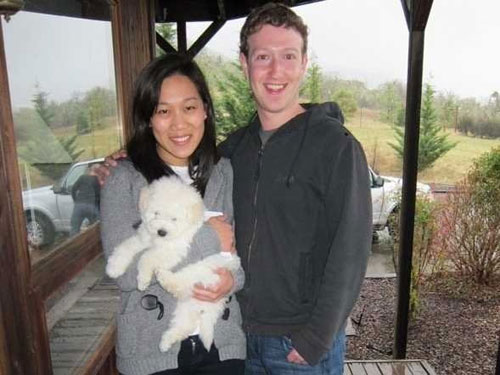 Ông chủ Facebook chi gần 1 tỷ USD làm từ thiện - 1