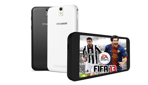 HKPhone ra mắt Revo MAX8 8 nhân giá 6.950.000đ - 4