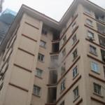 Tin tức trong ngày - HN: Cháy chung cư, dân hoảng loạn tháo chạy