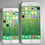 Thời trang Hi-tech - iPhone 6 concept khung kim loại, mặt lưng cong