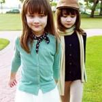 Bạn trẻ - Cuộc sống - Cặp song sinh 10X Mỹ lai Hàn đáng yêu