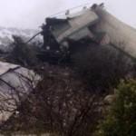 Tin tức trong ngày - 77 người chết trong vụ rơi máy bay ở Algeria