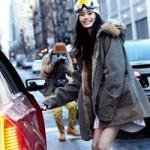 Thời trang - Ngắm thời trang cực chất trên phố New York