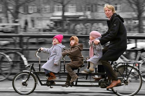 """Hà Lan thành """"thiên đường xe đạp"""" như thế nào? - 2"""