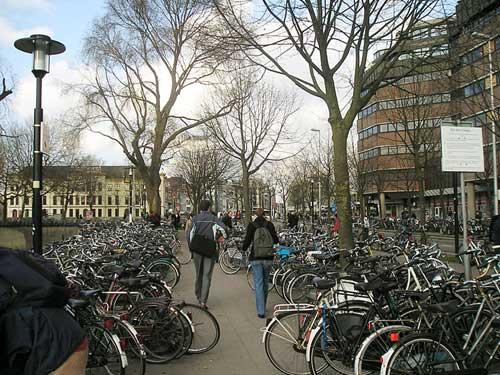 """Hà Lan thành """"thiên đường xe đạp"""" như thế nào? - 5"""