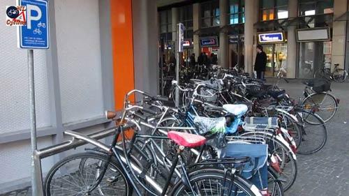"""Hà Lan thành """"thiên đường xe đạp"""" như thế nào? - 7"""