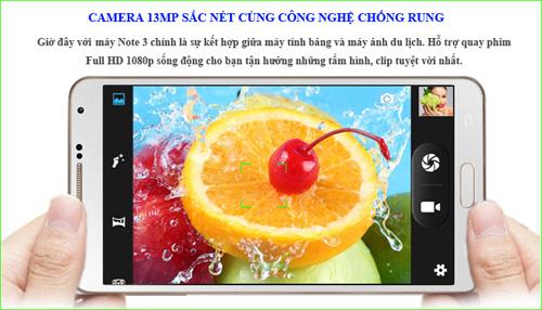 """Note 3 N9002 chính thức """"tái xuất"""" ngày mai - 8"""