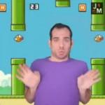 Công nghệ thông tin - Video âm nhạc và hài kịch về Flappy Bird
