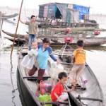 Du lịch - Những chợ nổi trên phá Tam Giang