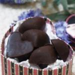 Ẩm thực - Clip hướng dẫn làm socola hình tim tặng chàng