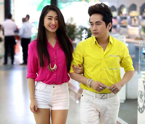 Ngắm cô gái tự nhận ngực đẹp nhất Việt Nam - 1