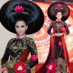Thời trang - Trương Thị May mặc 20 ký tóc thật!