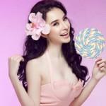 Thời trang - Angela Phương Trinh mặc jumpsuit dễ thương