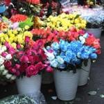 Thị trường - Tiêu dùng - Valentine: Giá hoa tươi thay đổi từng giờ