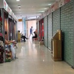 Thị trường - Tiêu dùng - Chợ, trung tâm thương mại vắng hoe sau Tết