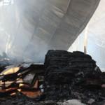 Tin tức trong ngày - Cháy dữ dội, xưởng xay gỗ bị thiêu rụi hoàn toàn
